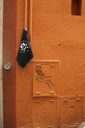 la bandiera del F.R.A.